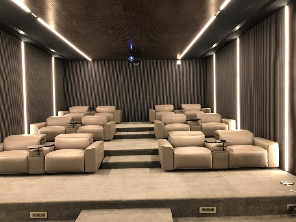 Indoor Lighting Home Theatre Lighting